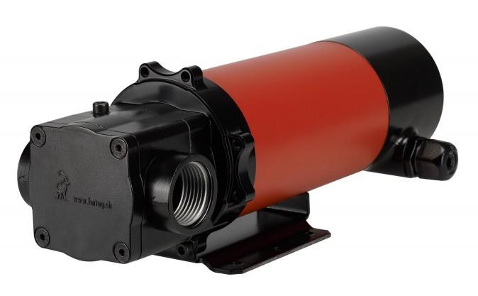 MOBIMAxx 54 л/мин-12 В-постоянного тока кабель с клеммами + ASA + EST