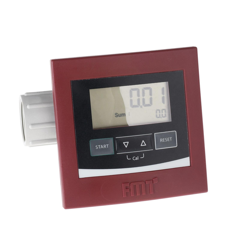 Цифровой счетчик 10-55 л/мин G 1'' вн.-G 1'' нар.